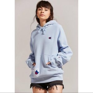 Champion reverse weave New York hoodie